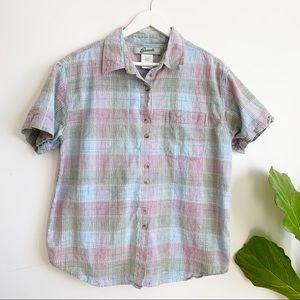 Penmans Cotton Button Down Shirt Size XL